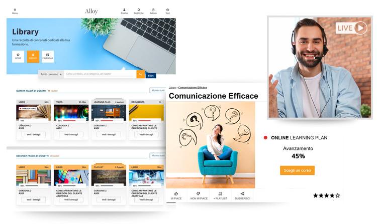 piattaforma e-learning aziendale